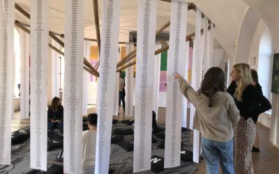 HAIKU MOMENT  tvůrčí setkání s poezií a obrazem ve vodňanské synagoze