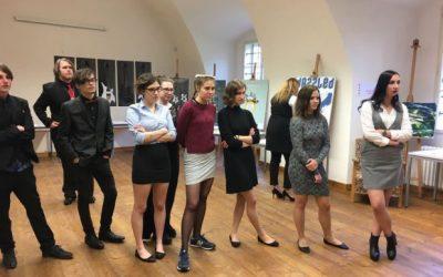 Umělci maturují, Český rozhlas, České Budějovice