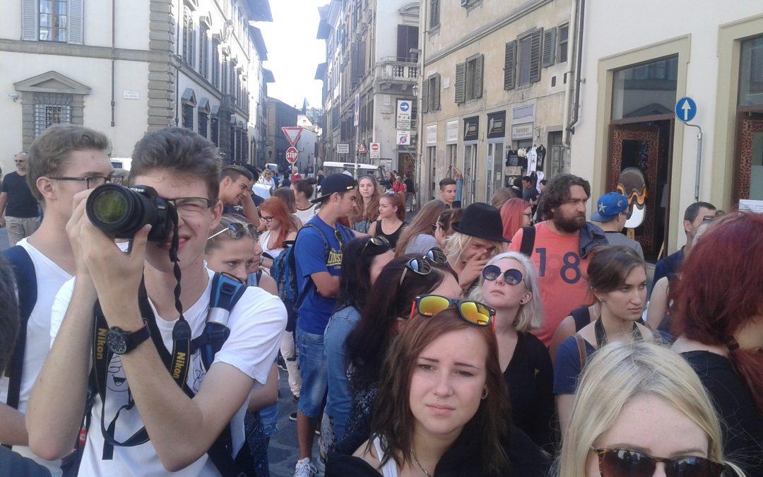 Exkurze do Itálie