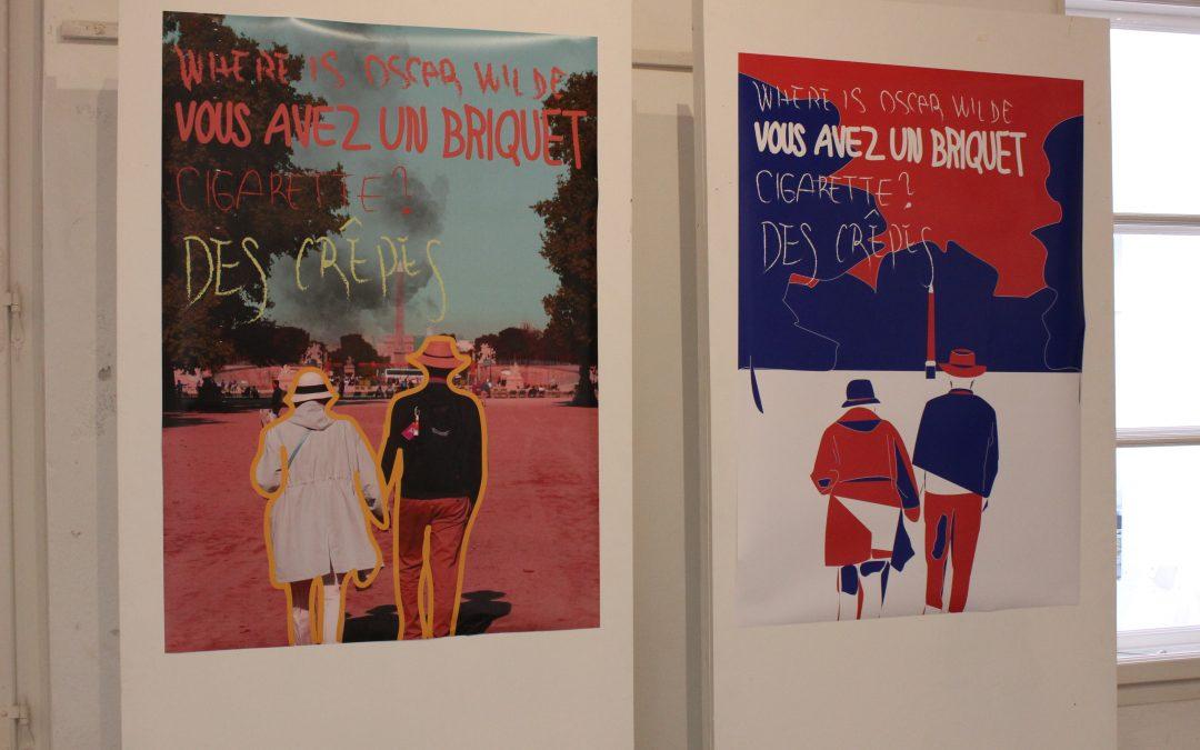 Výstava Paříž 2019