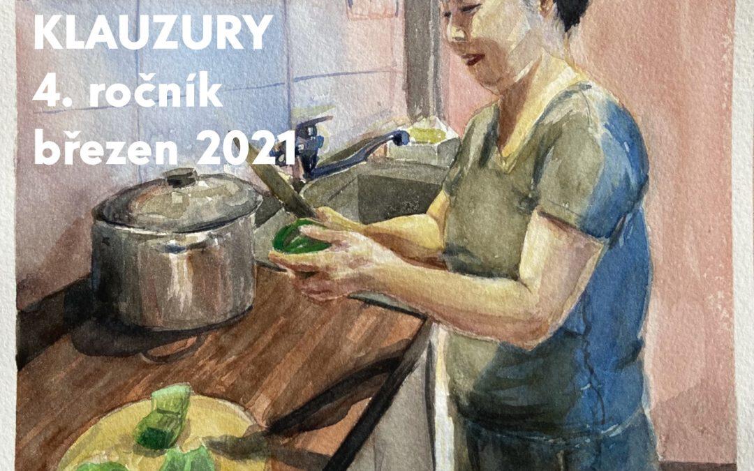 Klauzurní práce, březen 2021