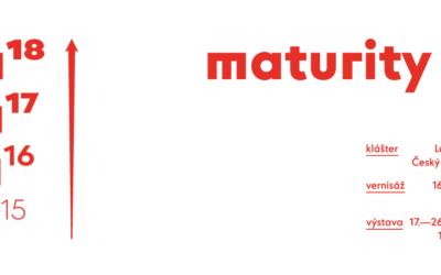 Maturity 2018, pozvánka, harmonogram