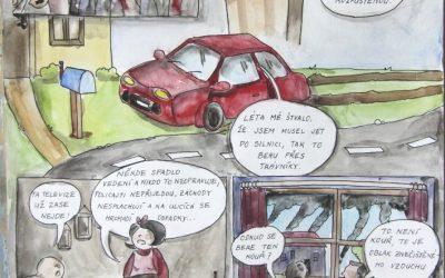Komiksová soutěž Bohouš a Dáša mění svět