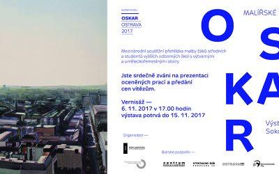 Úspěch v soutěži – malířské bienále OSKAR-OSTRAVA 2017