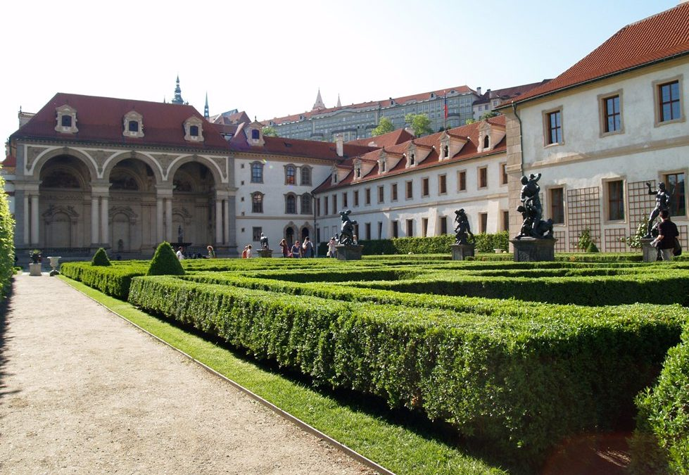 Anežka v Praze